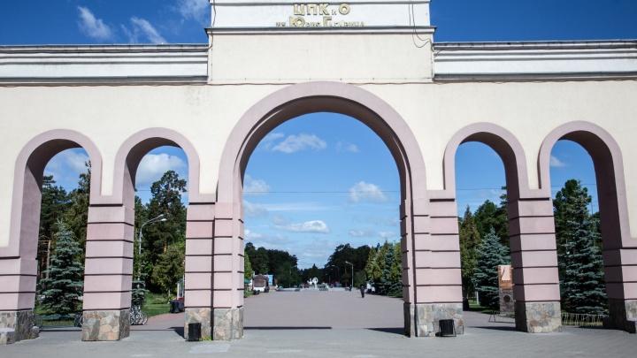 Открытый перелом руки и сотрясение мозга: челябинку сбила велосипедистка в парке Гагарина