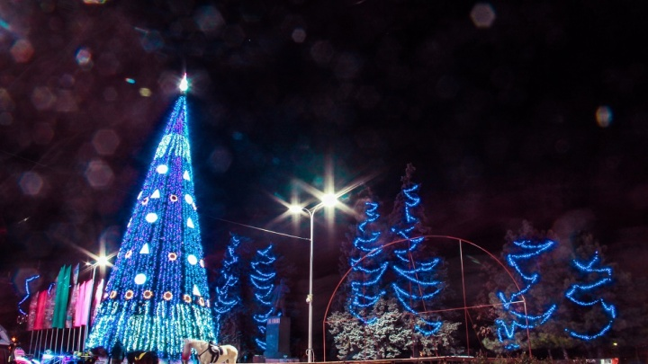 В канун Рождества в Ростове пройдет праздничная ярмарка