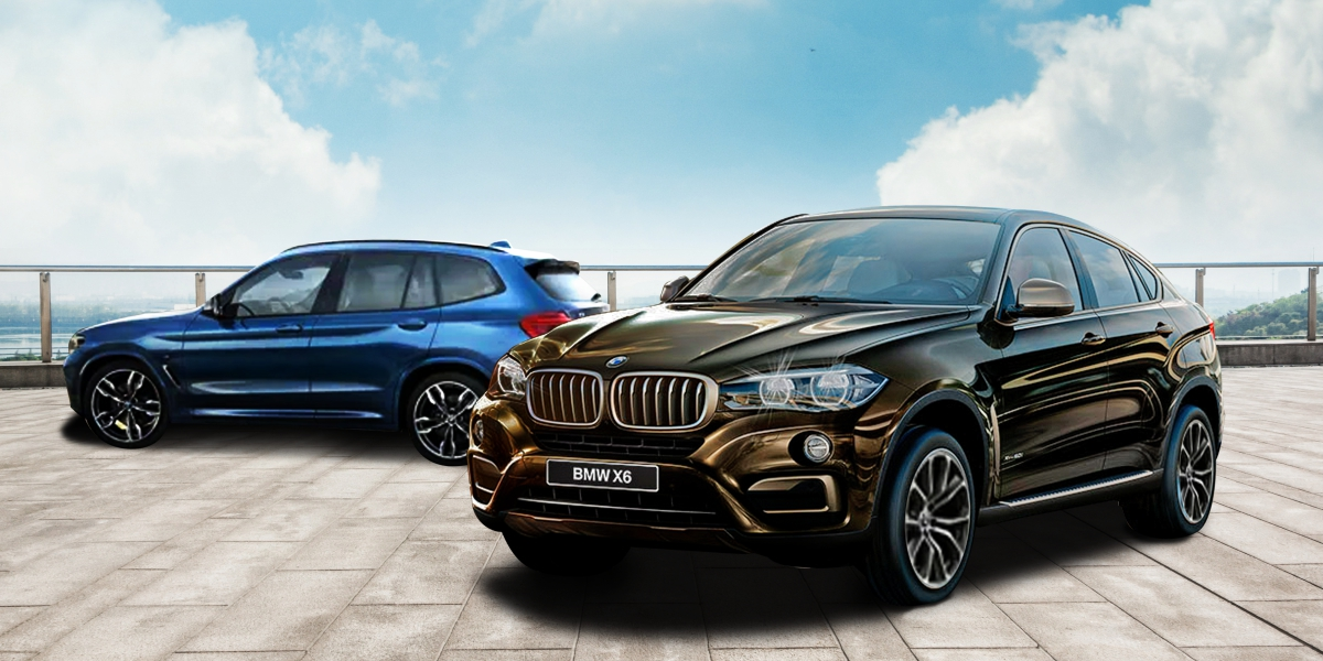 В Екатеринбурге пройдет аукцион новых автомобилейBMW