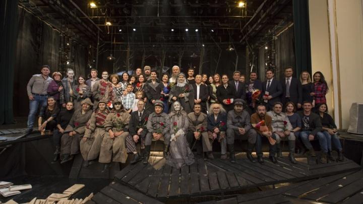 Уфимский спектакль «Зулейха открывает глаза» стал лауреатом премии «Золотая маска»