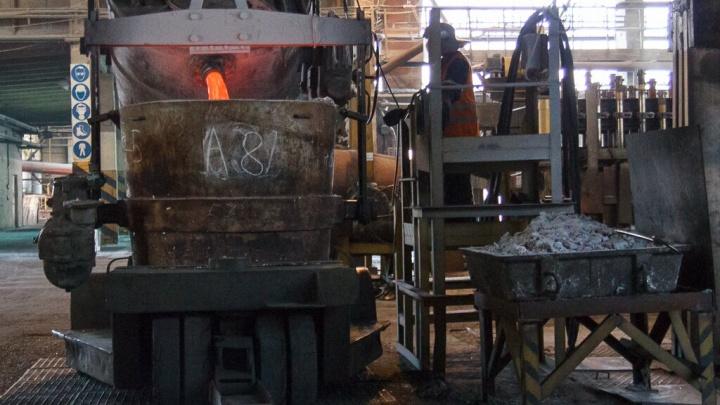 «Завод работает»: в Волгограде не знают о проблемах промышленного предприятия