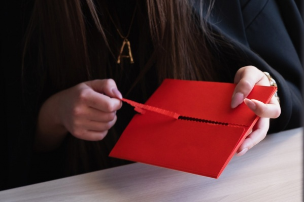 В таких симпатичных крафтовых конвертах пластиковые карты начнут доставлять уже в следующем году