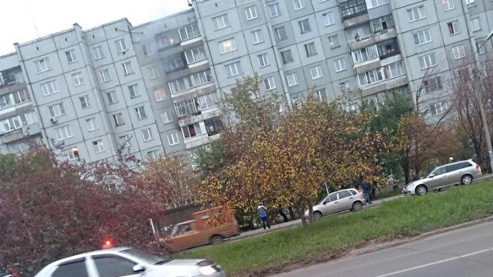 Названа причина пожара в квартире Солнечного, где с балкона сорвалась женщина