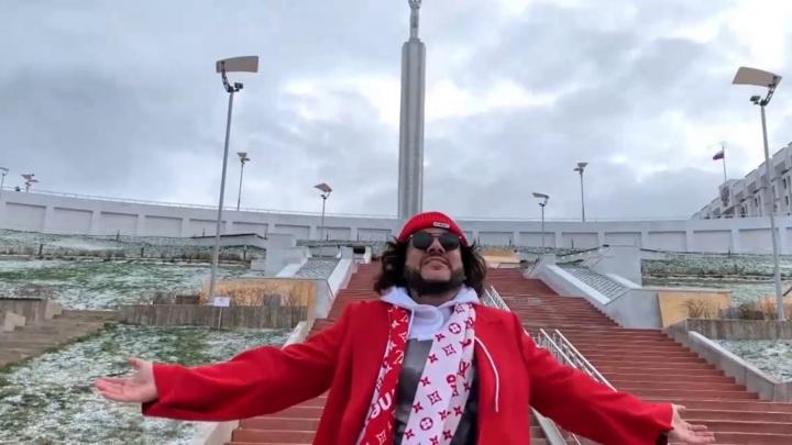 «Спуск в народ»: Филипп Киркоров поделился впечатлениями от площади Славы в Самаре