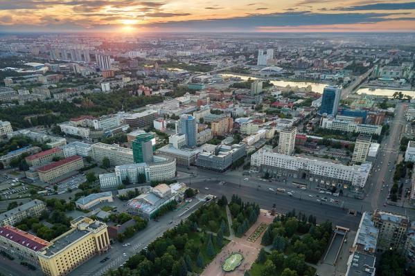 Алексей Текслер считает, что в центре Челябинска надо прекратить точечную застройку