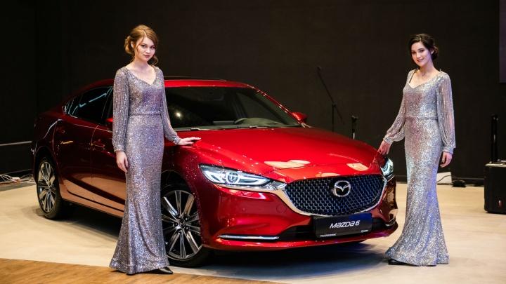 Две Mazda лучше, чем одна: дилер «ТТС» открыл в Уфе новый салон