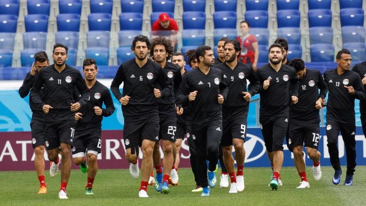 Сборная Египта пообещала красиво завершить чемпионат на стадионе«Волгоград Арена»