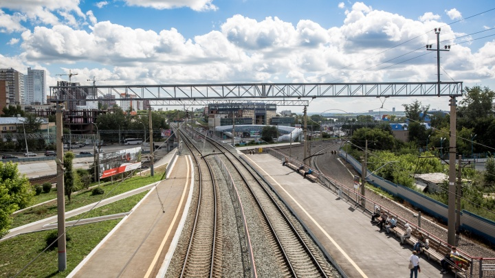 Поезда в Новосибирск задержались из-за аварии на Транссибе