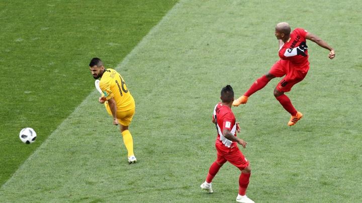 Красивый финиш: перуанцы победили Австралию и сразу же вылетели из турнира