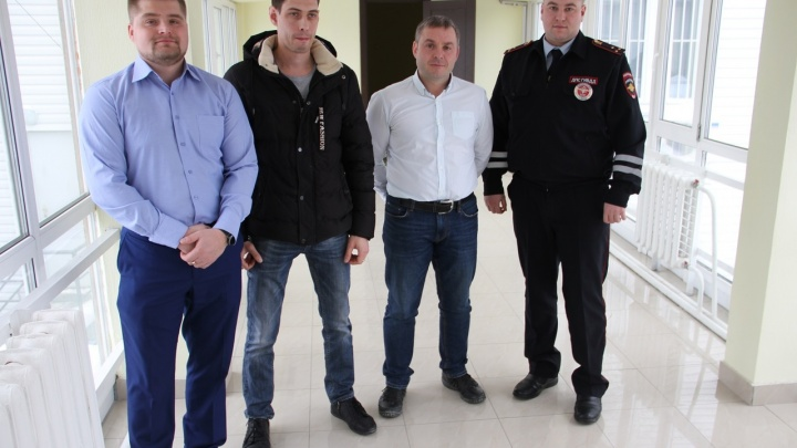 Тюменский гонщик пришел с раскаянием в ГИБДД после того, как на камеру сняли его опасный дрифт