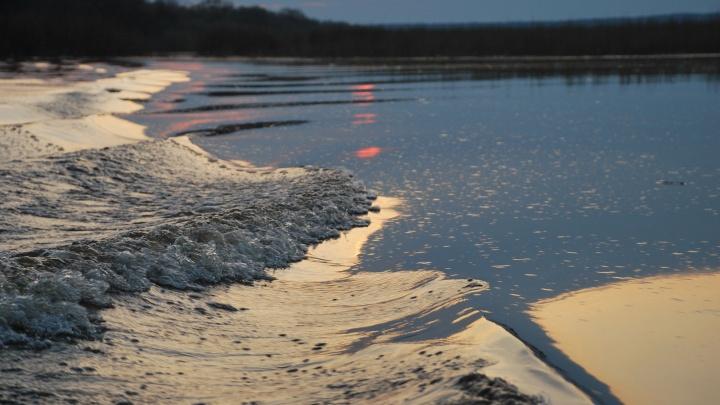 Администрации Архангельска запретили сбрасывать загрязненные сточные воды в реку Банную