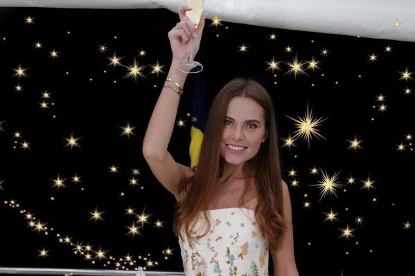 Дарья Клюкина отмечает день рождения