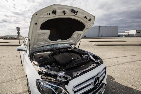 Немецкая машина сделана в России