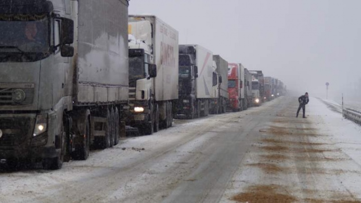 В Самарской области открыли движение на трассе М-5 «Урал»