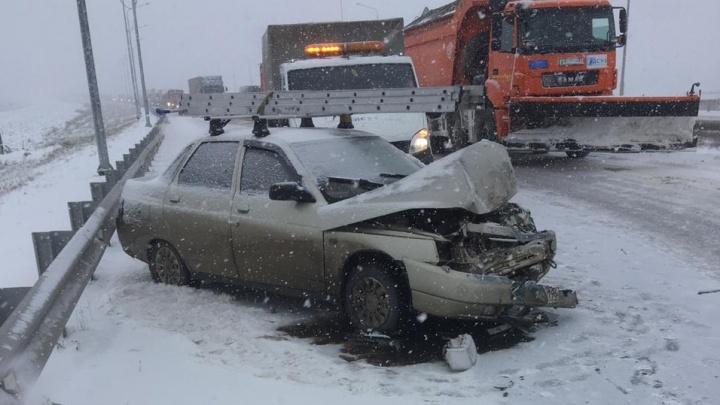 В Свердловской области продлили штормовое предупреждение: ждем сильного снегопада и метелей