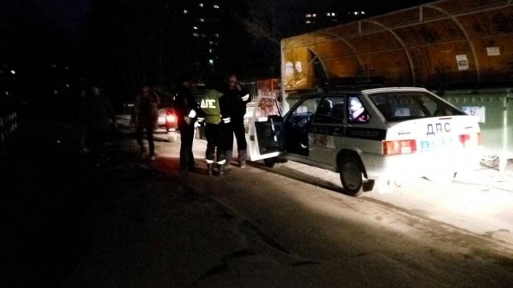 Пьяный водитель устроил гонки с полицией по Екатеринбургу