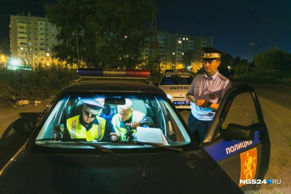 Ради проверок полиция будет перекрывать дорогу
