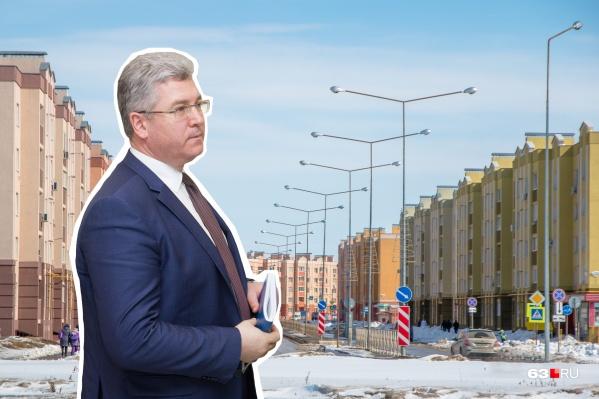По словам Виктора Кудряшова, сёла не справятся с обслуживанием территории новых микрорайонов