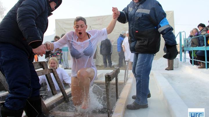 В Омске обустроят две купели на Крещение