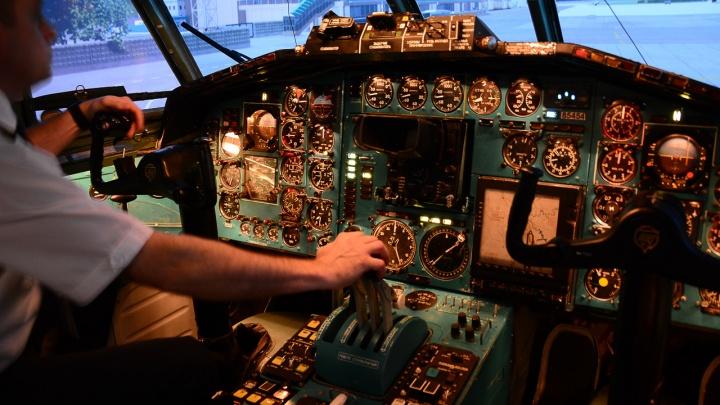 «Словно машина времени»: челябинец создал жутковатый авиасимулятор