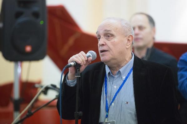 Владимир Лойтер сказал, что уверен — коллеги его поддержат