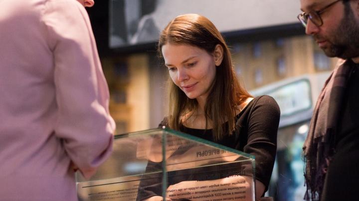 «Мощнейшее впечатление»: Елизавета Боярская прогулялась по Ельцин-центру