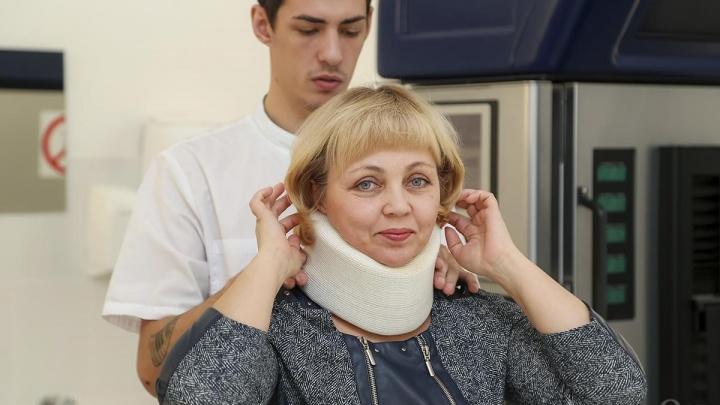 Врачи Красноярска научились лечить позвонковые грыжи и артрозы без операции и протезов