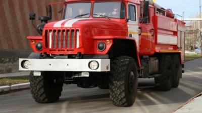 В Кургане на этой неделе ожидают роста пожарной опасности