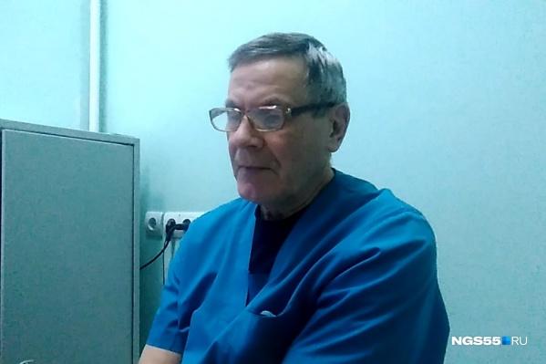 Евгений Батушенко признался, что ему надоело работать в медицине