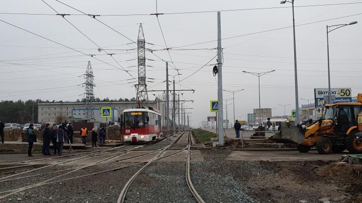 Новый трамвайный маршрут до «Самара Арены» хотят запустить в конце ноября