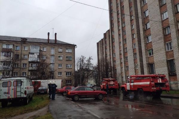 Сейчас на месте ЧП в Рыбинске работают криминалисты
