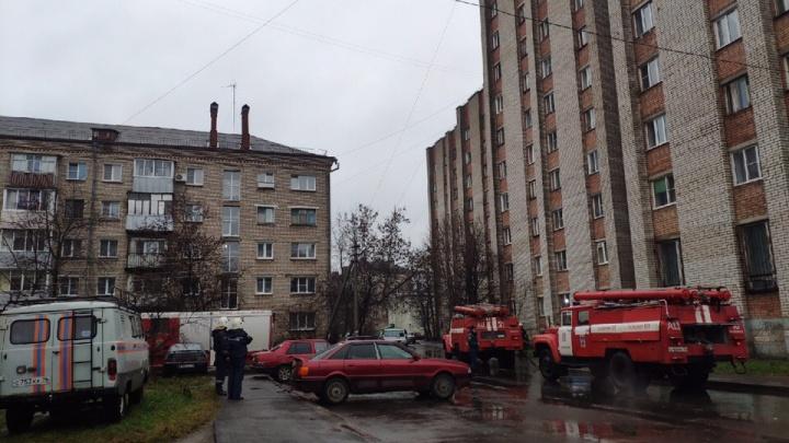 Не сумел выбраться из огня: в Рыбинске во время пожара в котельной погиб мужчина