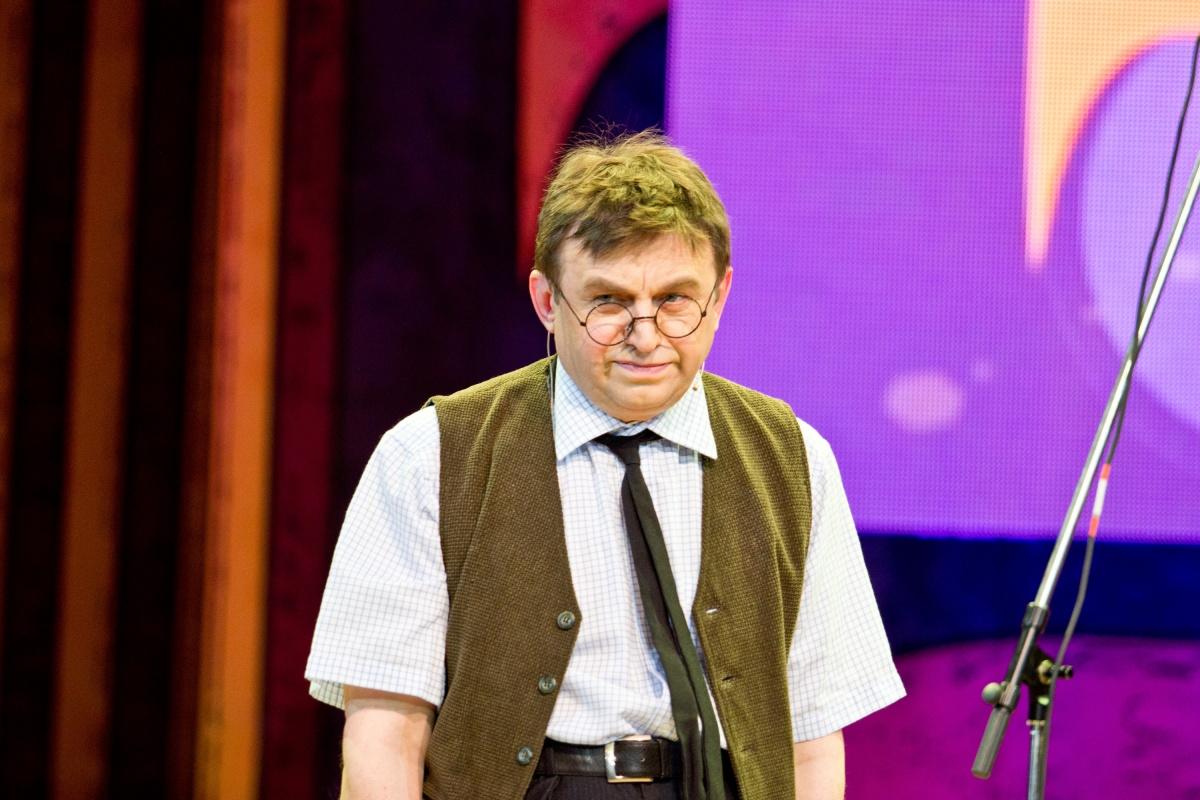 Владимир Дуда на концерте в 2014 году