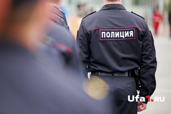 Полицейские задержали нападавшего