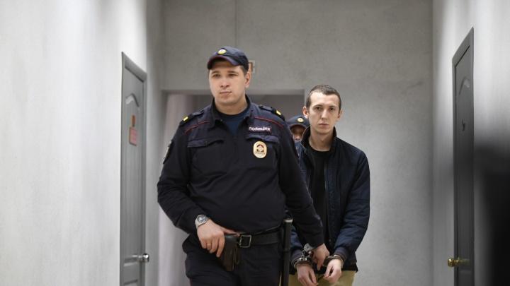 Виновник смертельной аварии на Малышева Владимир Васильев попал в карцер