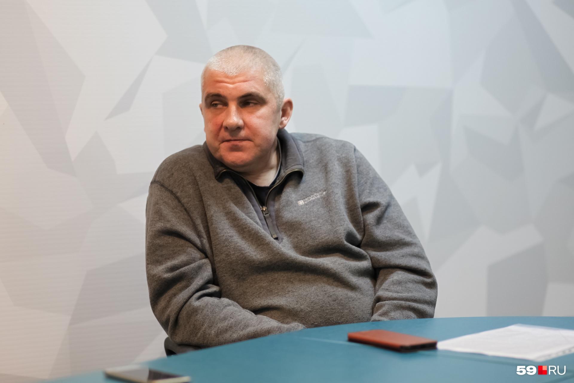 Фельдшер СПП Олег Ивашенцов считает, что в новых условиях работы врачи вынуждены нарушать закон