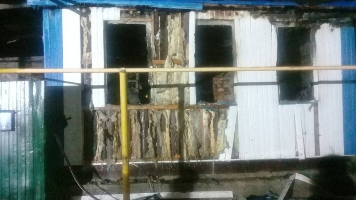 «Отец успел спасти только пятерых»: стали известны подробности пожара с двумя сгоревшими младенцами
