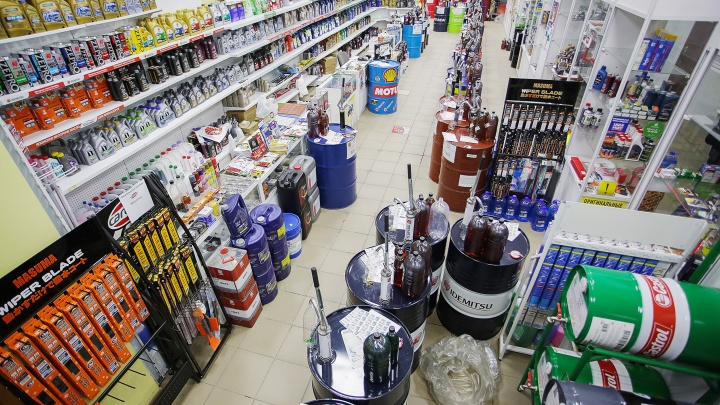 Два дня скидок и розыгрыш бесплатного масла проводит магазин автомасел на Сухарной