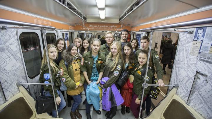В центре Новосибирска поставят памятник студентам-строителям