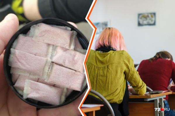 Снюс — табачное изделие, которое продается в магазинах только совершеннолетним. Считается, что он менее вредный, чем обычный табак. Но на самом деле никотина в нем содержится больше