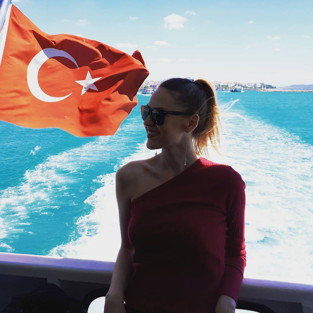 Юлия планирует занять нишу бьюти-индустрии в Стамбуле
