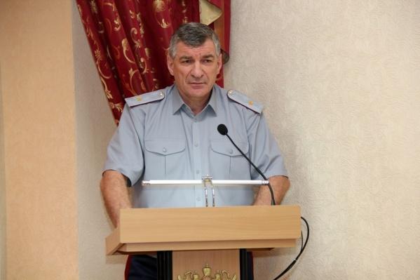 Муслим Даххаев работает начальником в ростовском ГУФСИН с 2017 года