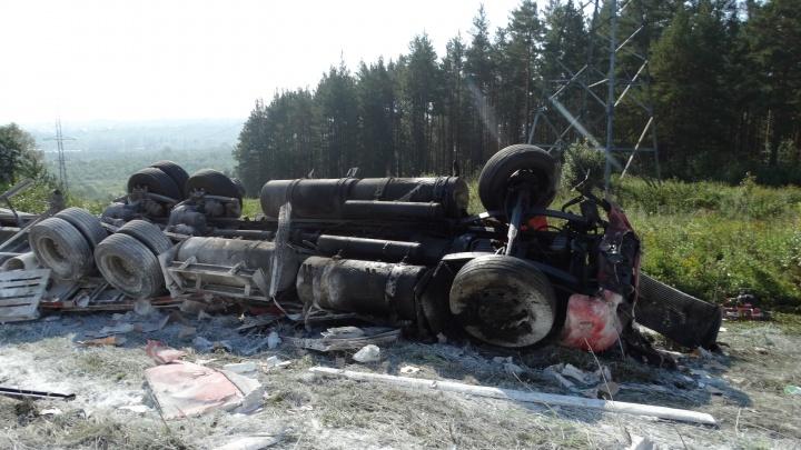 Один погиб, двое в больнице: ГИБДД сообщила подробности ДТП с Porsche на М-5 в Челябинской области