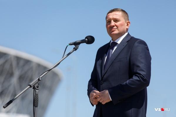 Андрей Бочаров продлил на ещё одну пятилетку в Волгоградской области срок полномочий