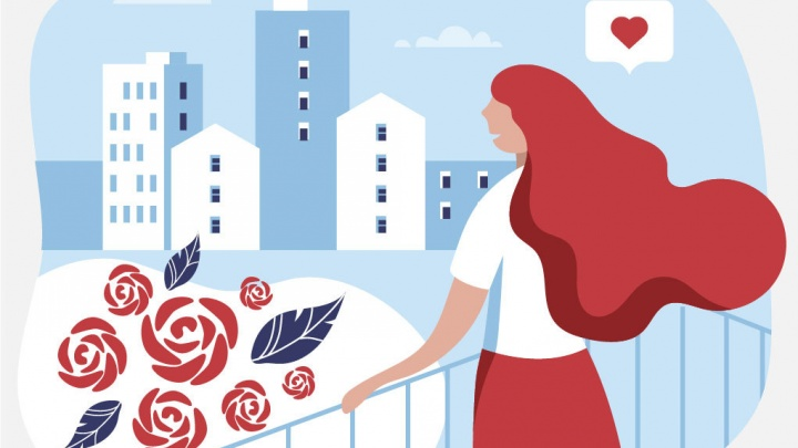 Цветочный метр: стоимость жилья в пересчёте на розы