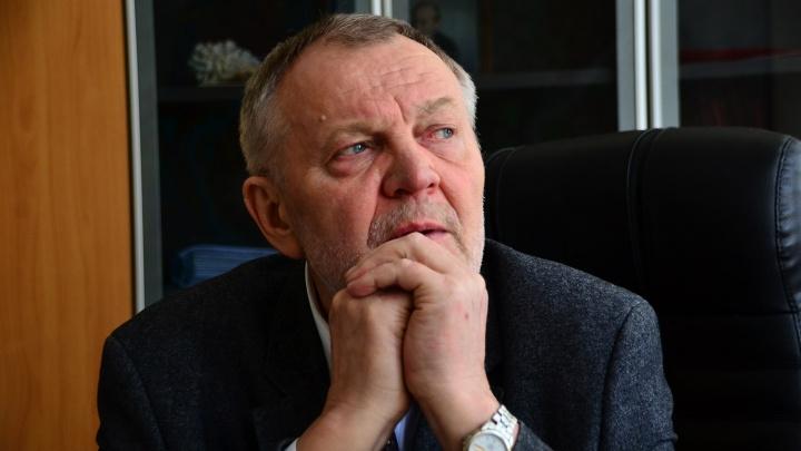 Умер бывший главный архитектор Новосибирска