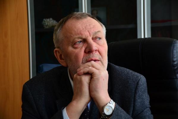 В этом году Владимиру Фефелову исполнилось 66 лет