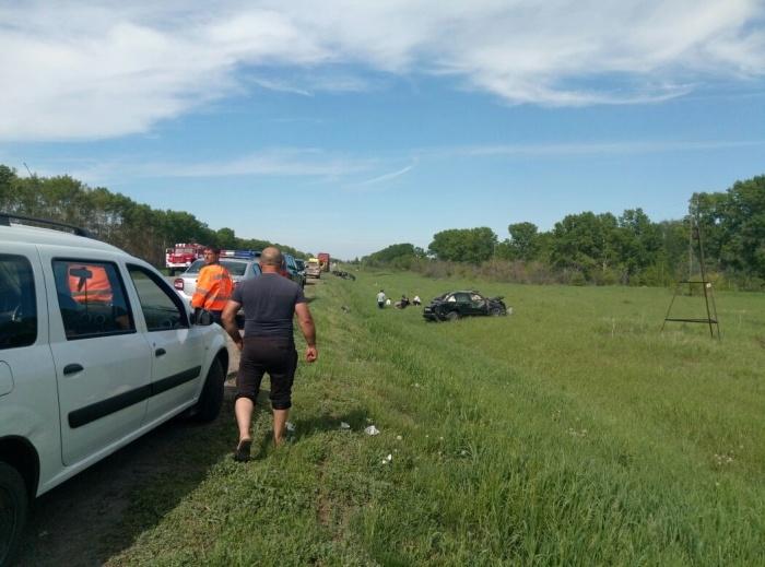 Авария произошла 5 июня в 15:20 на 57-м километре Ордынского шоссе