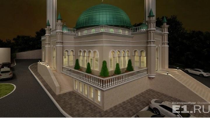 Глава азербайджанской диаспоры согласился перенести мечеть с Репина в другое место
