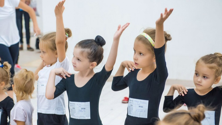 Призёр Олимпийских игр открывает группу художественной гимнастики в центре Новосибирска